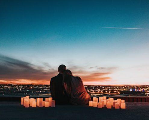 romantisch weekendje
